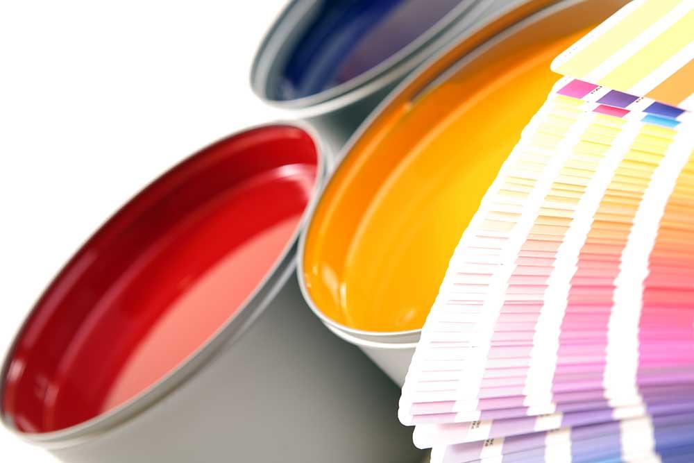 Подбор красок при допечатной подготовке в Ростове